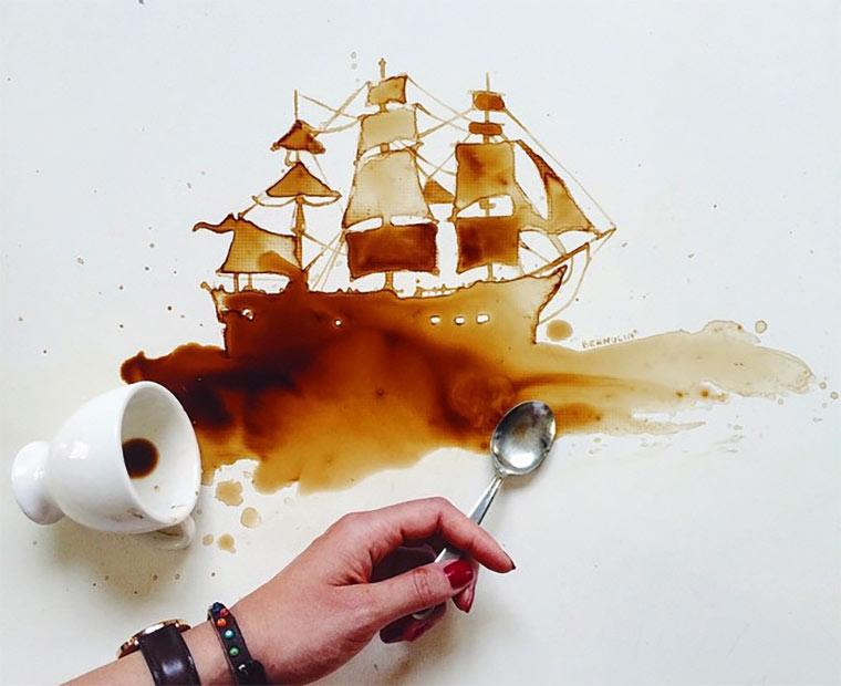 Kaffee-Malerei Giulia-Bernardelli_01