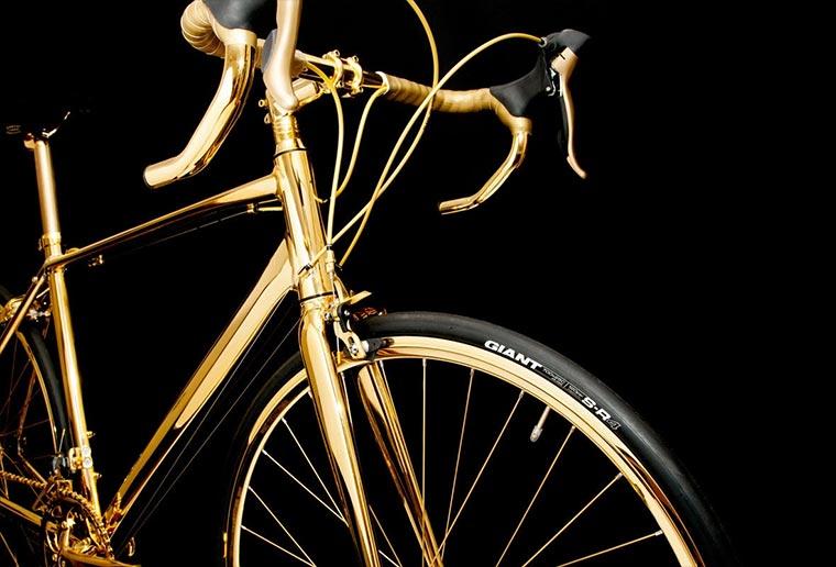 Rennrad aus 24-karätigem Gold Gold-Bike_02