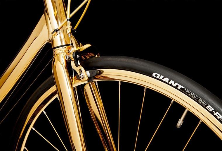 Rennrad aus 24-karätigem Gold Gold-Bike_05