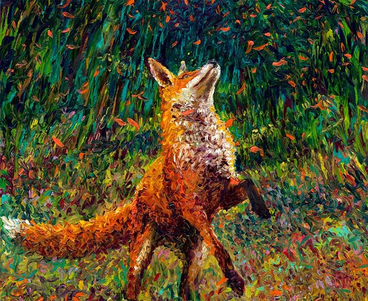 Fingermalerei: Iris Scott Iris-Scott_01