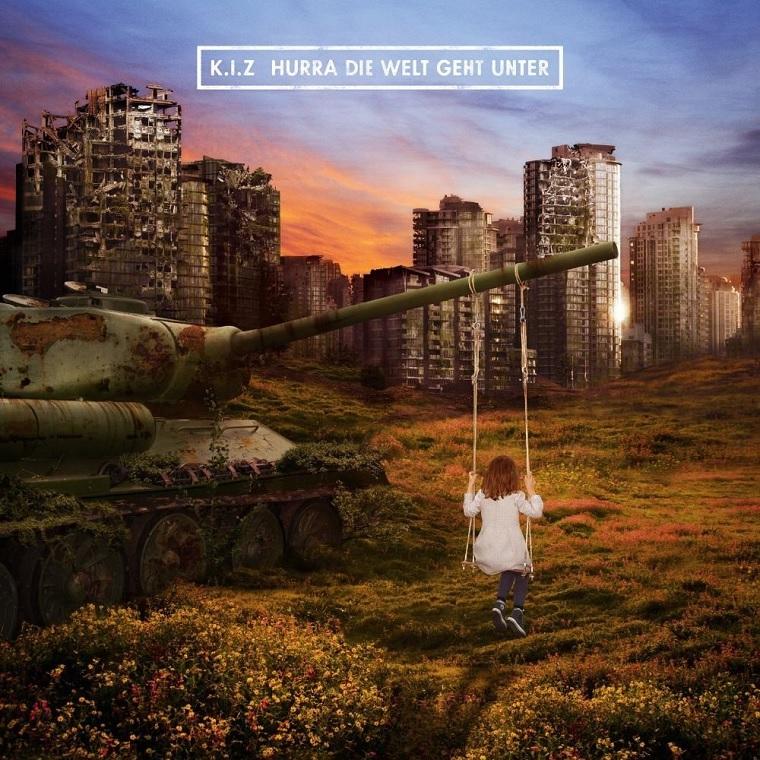 Review: K.I.Z. - Hurra die Welt Geht Unter KIZ_Hurra-die-Welt-Geht-Unter_Cover