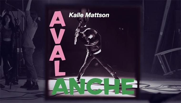 Musikvideo mit 35 nachgestellten Albencovern Kalle-Mattson_Avalanche