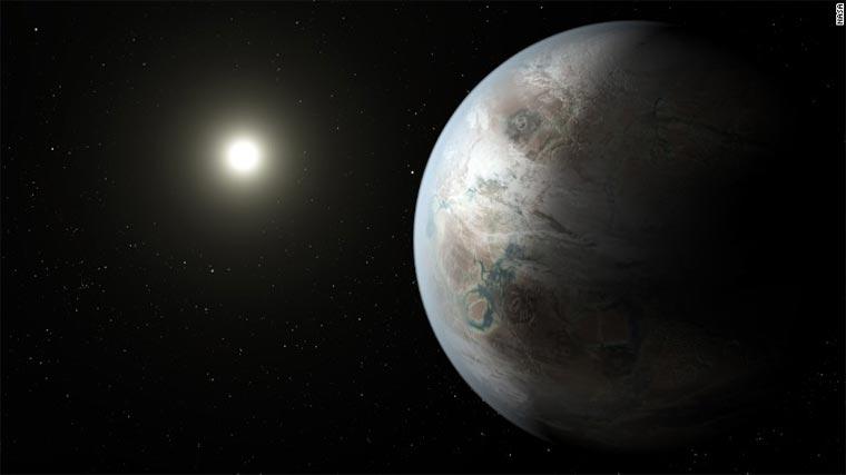 NASA entdeckt erdähnlichsten Planeten