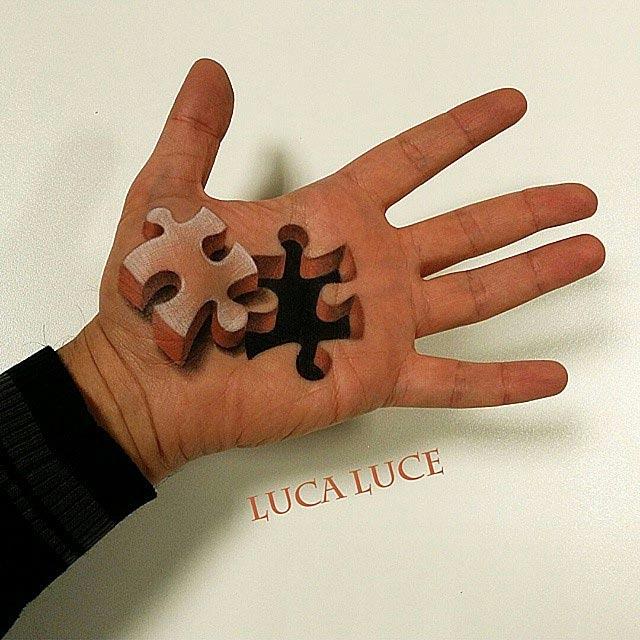 3D-Malerei in der Hand Luca-Luce_02