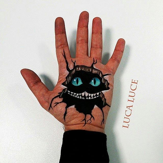 3D-Malerei in der Hand Luca-Luce_03