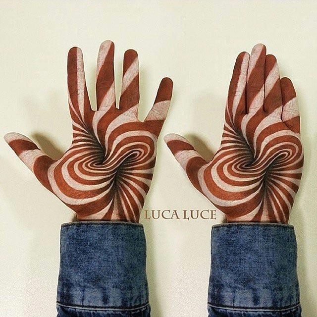 3D-Malerei in der Hand Luca-Luce_09
