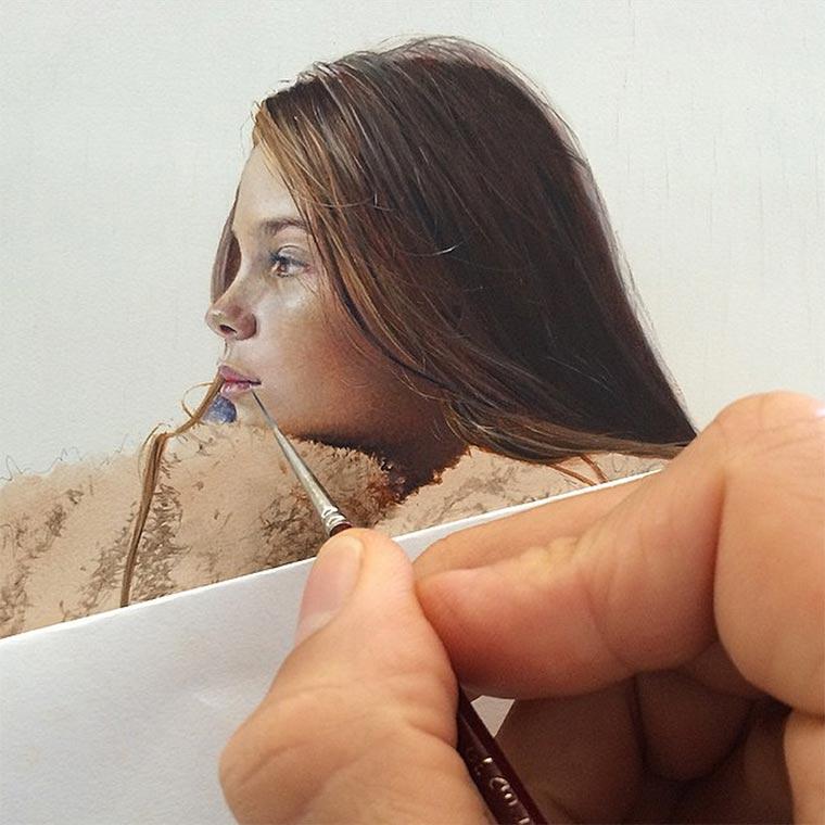 Realistische Malerei: Michael Zavros Michael-Zavros_01
