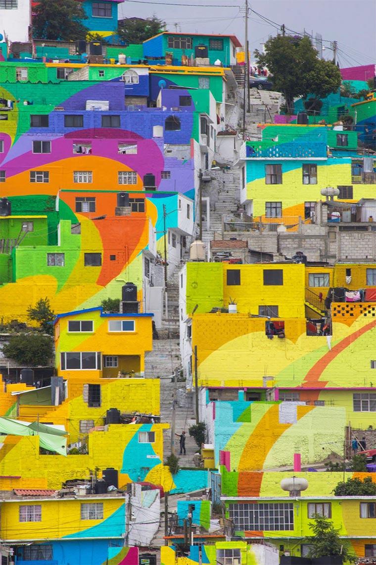 Mural über 209 Hausfassaden hinweg Plamitas_04