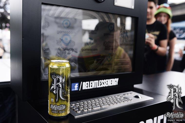 Mit Relentless auf die ausverkaufte Gamescom Relentless_Gamescom_03