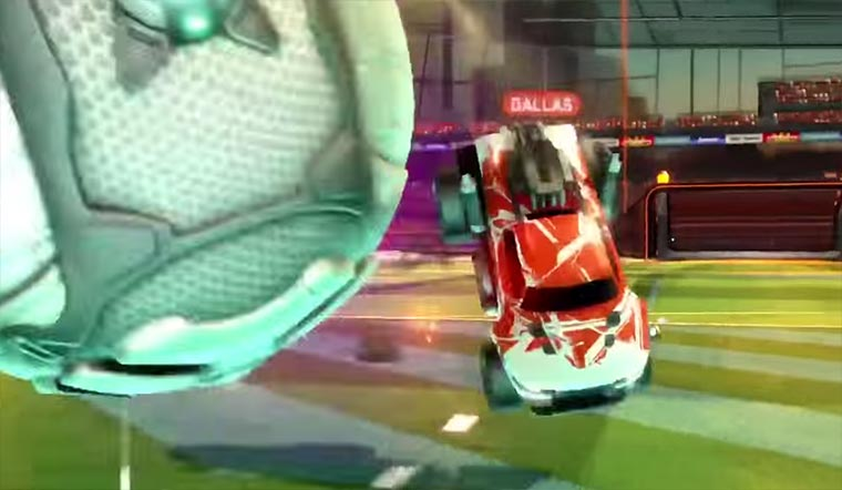 Spielt alle Rocket League! Rocket-League