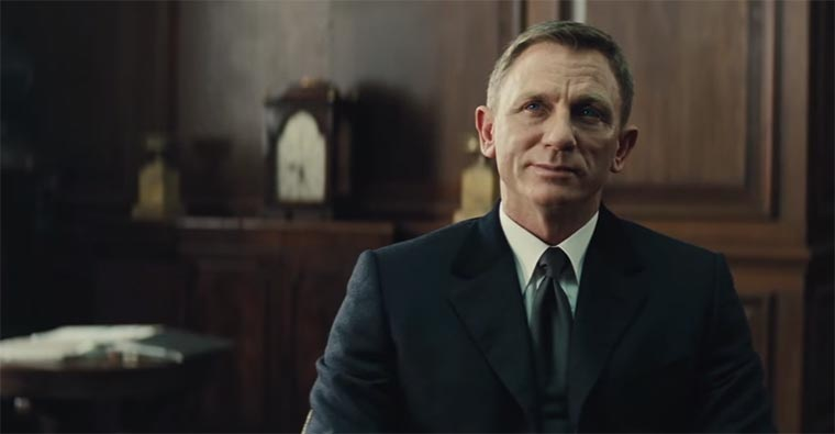 James Bond 007 - Spectre: Trailer Spectre-Trailer