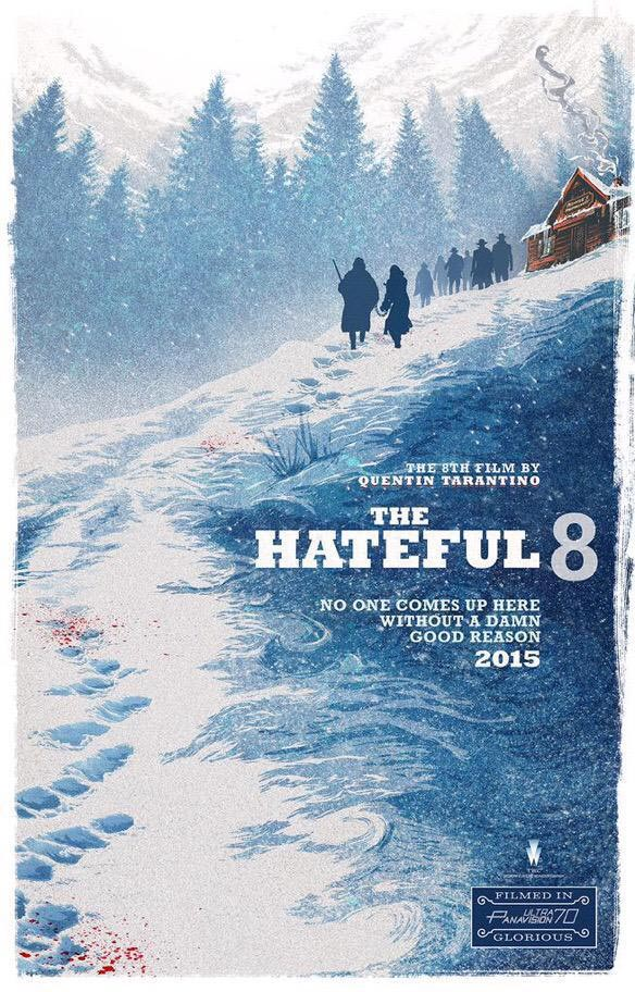 The Hateful Eight Trailer The-Hateful-Eight_Poster
