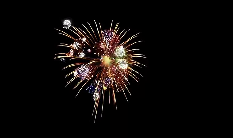 Feuerwerk von Klein bis Gigantisch feuerwerk-ranges