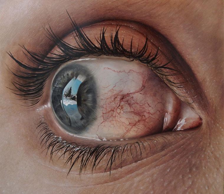Hyperrealistische Malerei: OdaKing