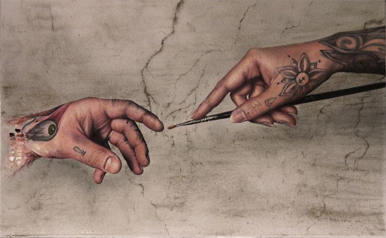 Hyperrealistische Malerei: OdaKing odaking_05