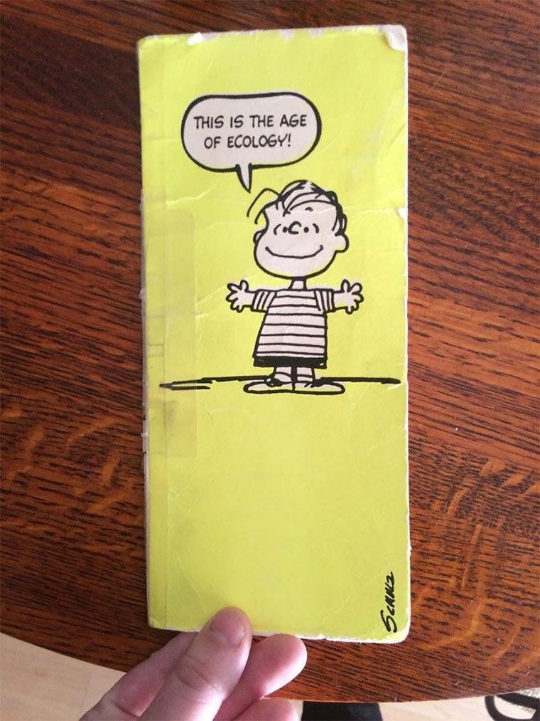 Brüder schenken sich seit 40 Jahren die selbe Geburtstagskarte peanuts-card_02