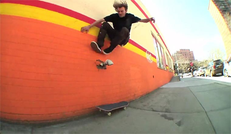 Skateboarding Video: Sure sure