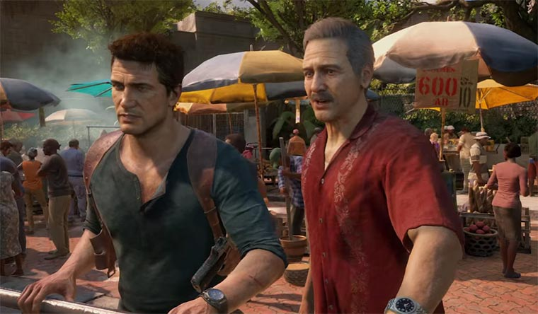 Uncharted 4: 15 Minuten Gameplay uncharted-4-gameplay
