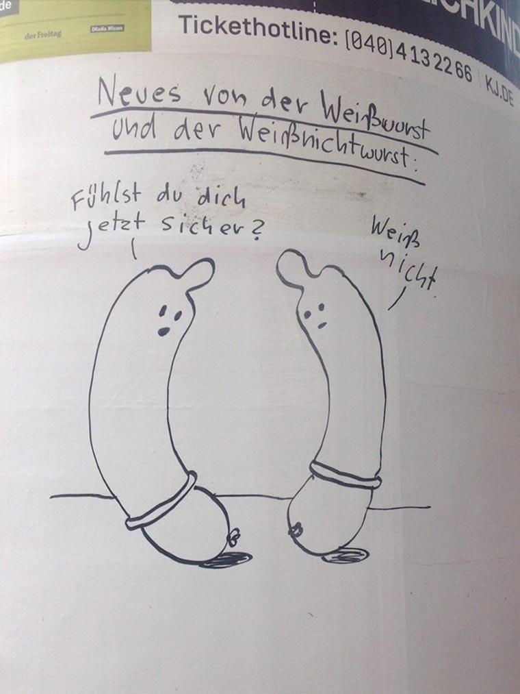 Die Weißwurst & die Nichtweißwurst weissnichtwurst_03