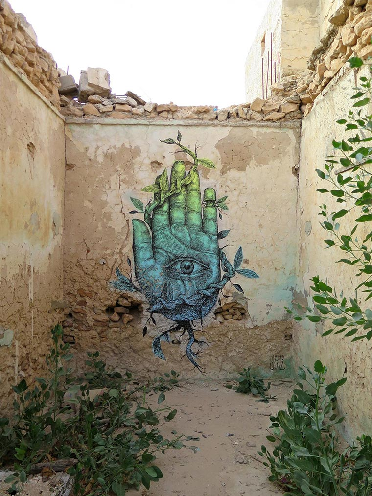 Street Art: Alexis Diaz Alexis-Diaz_06