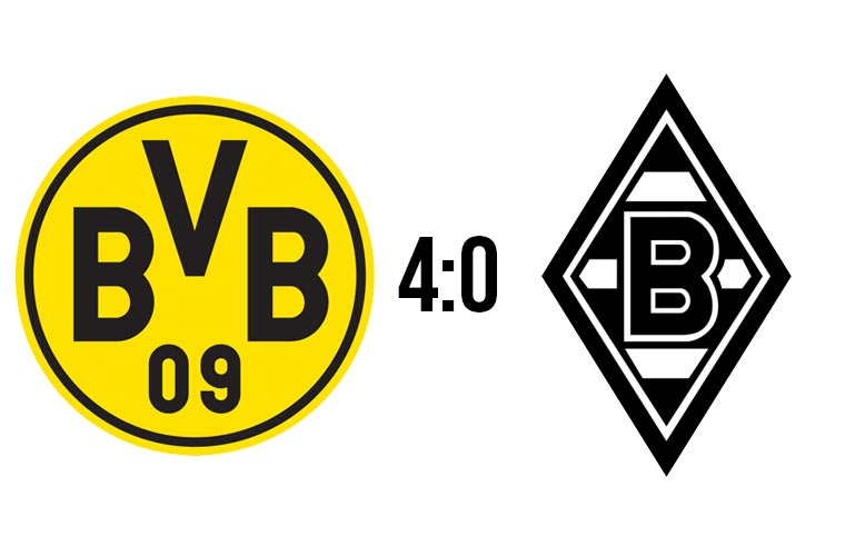 Bundesliga 2015/16 - Spieltag 1: BVB - Gladbach Buli1415-01