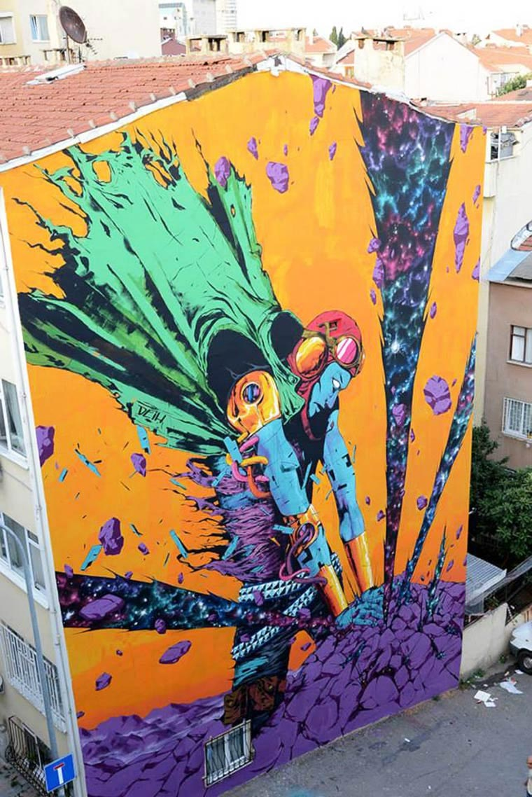 Street Art: DEIH DEIH_03
