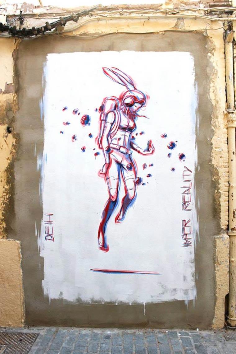 Street Art: DEIH DEIH_06