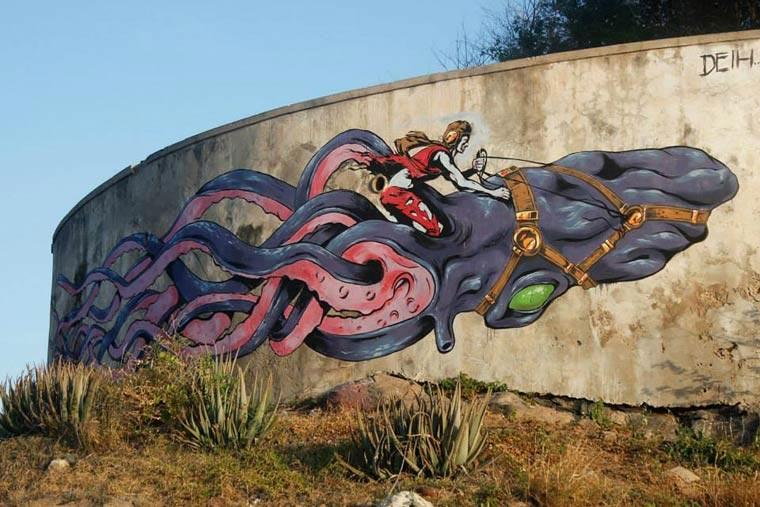 Street Art: DEIH DEIH_07