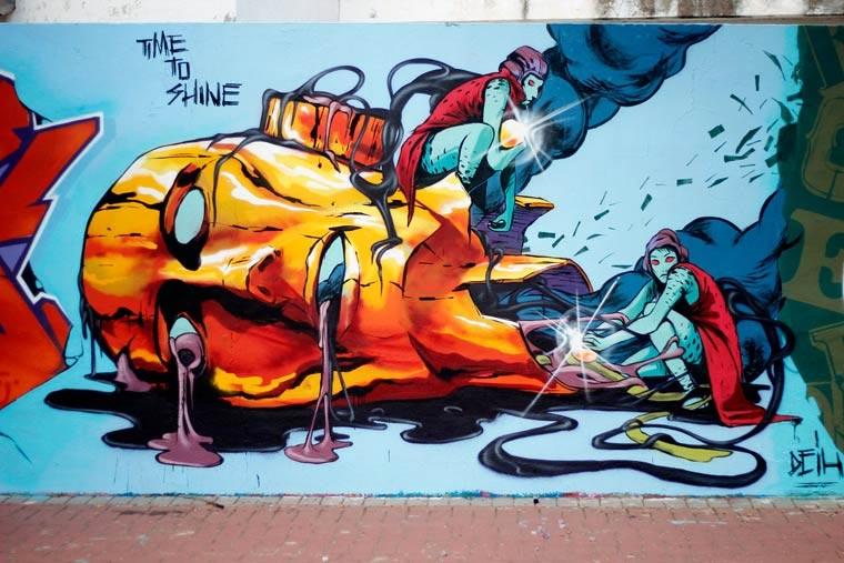 Street Art: DEIH DEIH_08