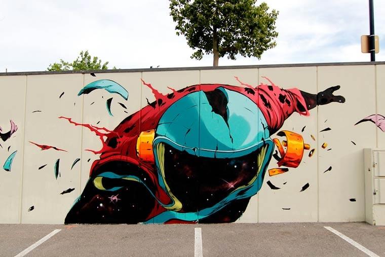 Street Art: DEIH DEIH_09