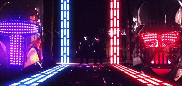 Darth Punk - The Funk Awakens Darth-Punk