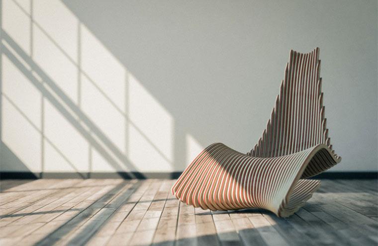 Diwani Chair