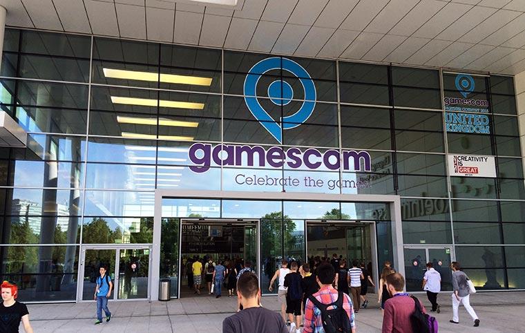 Bericht von der Gamescom 2015