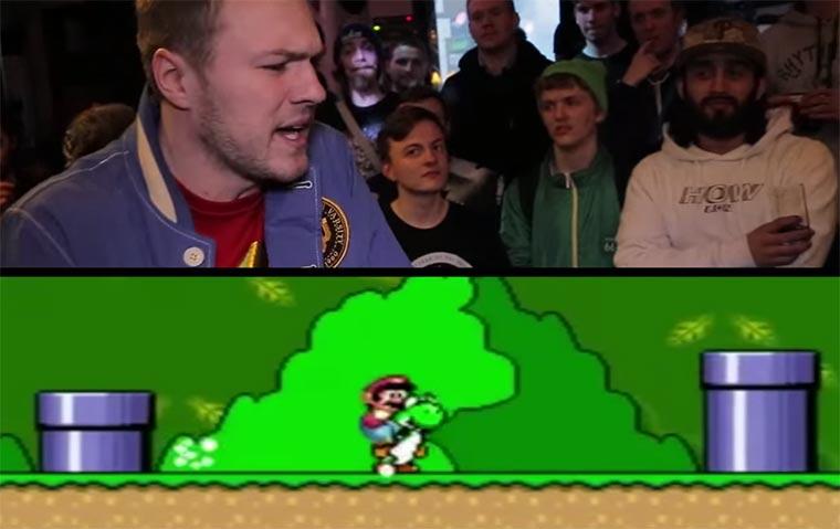 Gaming-Battle-Rap