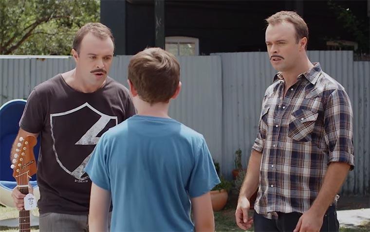 Zeitreise-Kurzfilm: I'm You, Dickhead Im-you-dickhead