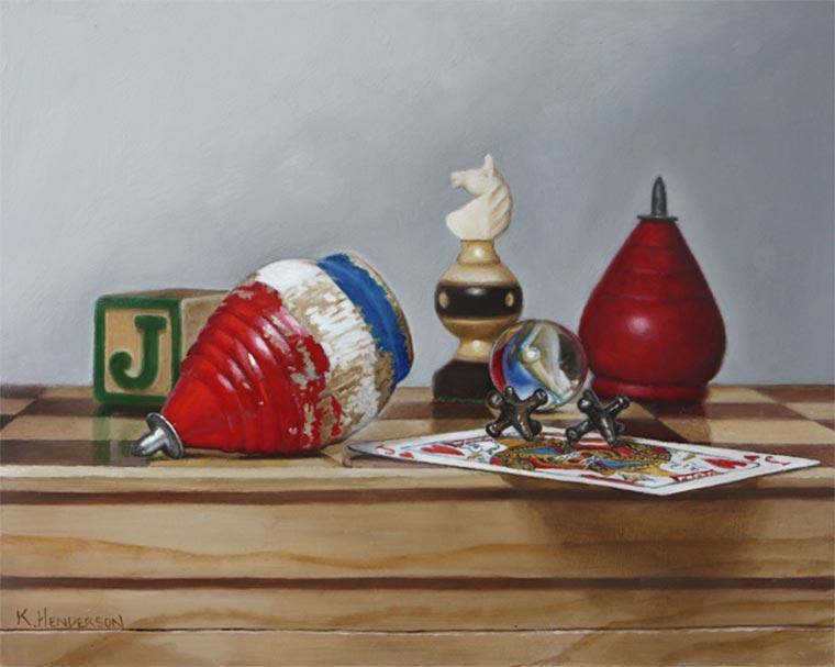 Realistische Malerei: K. Henderson K-Henderson_06
