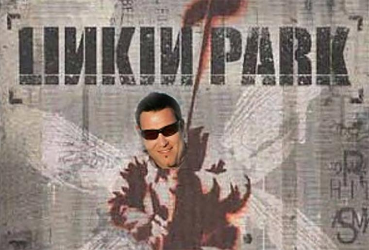 Mashup: Linkin Park vs. Smash Mouth Linkin-Mouth