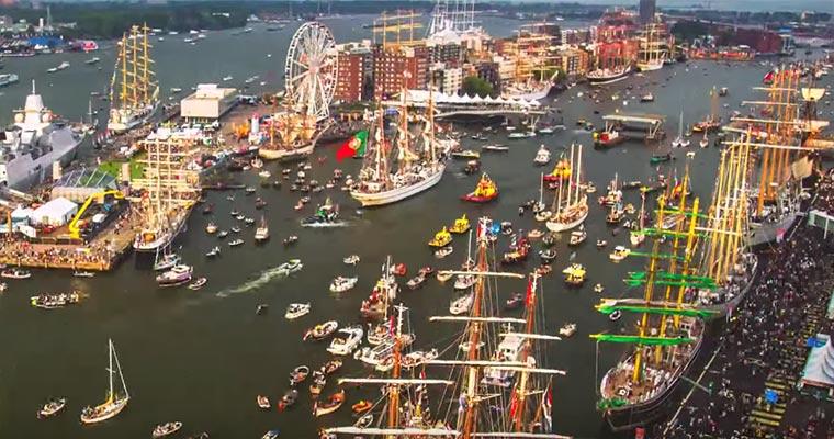 Timelapse: Sail 2015 Amsterdam Sail-2015-amsterdam