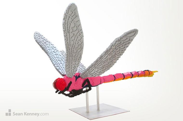 Tierskulpturen aus LEGO Sean-Kenney_04