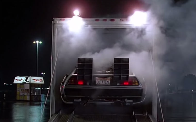 Unbekanntes zu Back To The Future