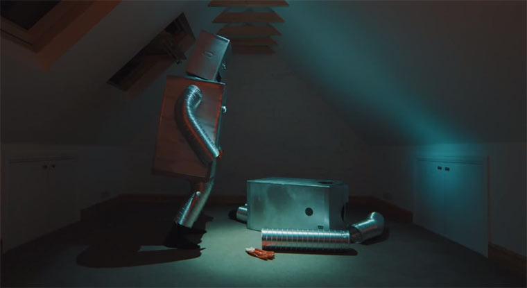 Aufopferungsvolle Roboter hello-robots