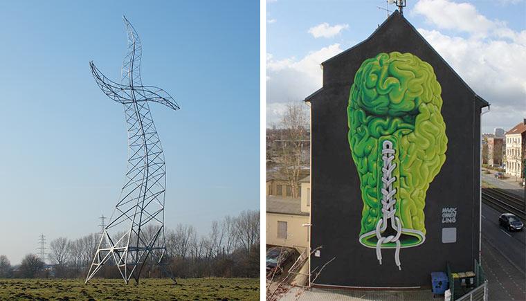 Kunst statt Kohle