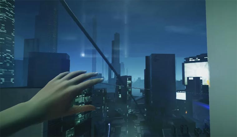 Mirror's Edge Catalyst Gameplay mirrors-edge-catalyst