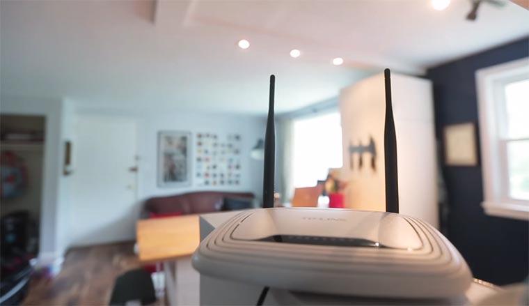 So positionierst du deinen Wifi-Router richtig