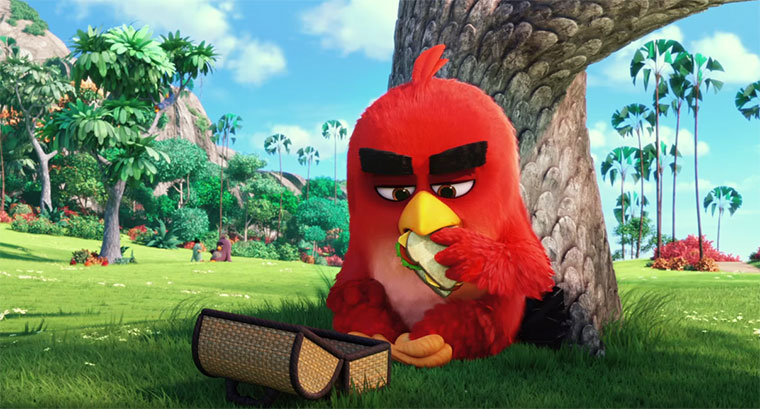 Trailer: The Angry Birds Movie Angry-Birds-The-Movie