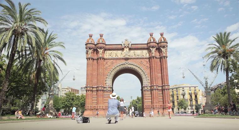 Barcelona: ein Videoportrait Barcelona-Videoportrait
