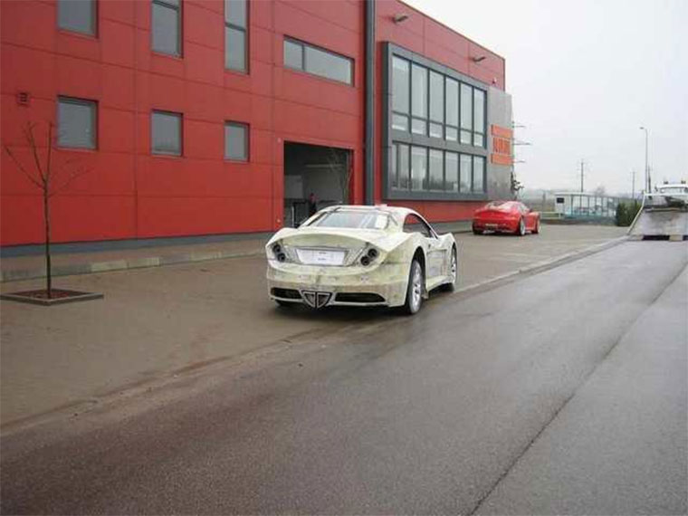 Autotuning mit Bauschaum und Pappe Bauschaumtuning_09
