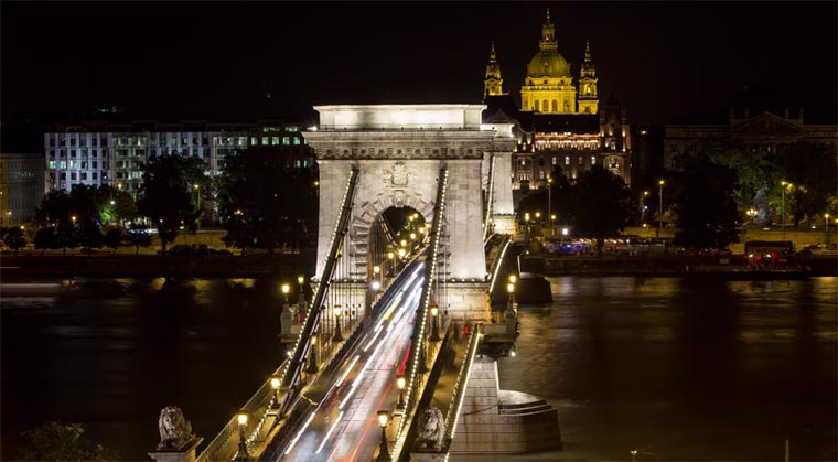 Timelapse: Budapest 2015