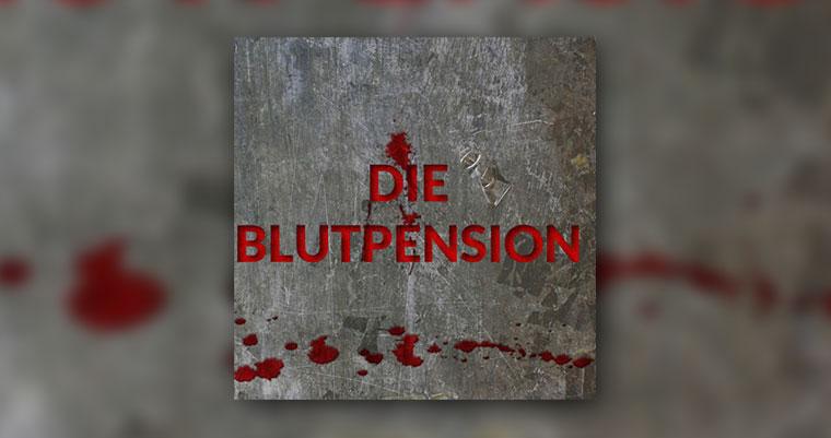 Meine Kurzgeschichte als Hörbuch Die-Blutpension