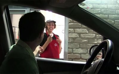 Drive-Thru-Switch